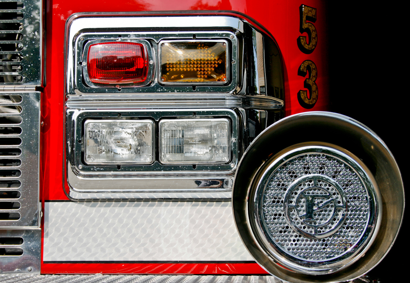 Engine 53 Fire Truck