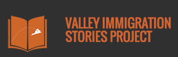 Valley Immigration Stories Project Logo - Award